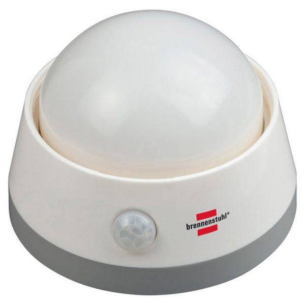 Светодиодный ночник Brennenstuhl с датчиком движения и сумерек NLB 02 BS, 3xAA