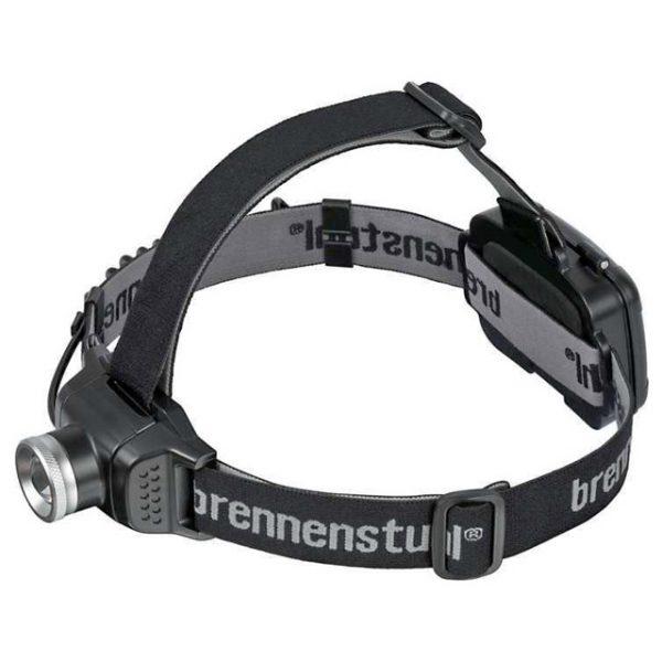 Фонарь Brennenstuhl налобный LuxPremium LED KL 200F, IP44, 200lm, фокусировка