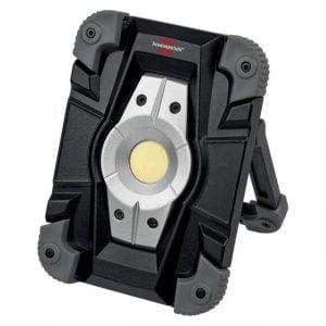Прожектор светодиодный Brennenstuhl LuxPremium LED TL 850AS, 10W, IP54, аккумуляторный, алюминиевый корпус
