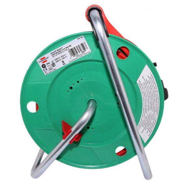 Удлинитель на катушке Brennenstuhl Garant G Bretec, 50м., 16A; 3300W, IP44, с выносной розеткой, кабель AT-N05V3V3-F 3G1,5 мм.кв. / 1183530
