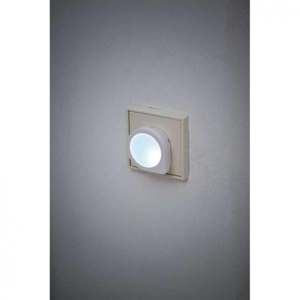 Светодиодный ночник Brennenstuhl с выключателем NL 01 QS