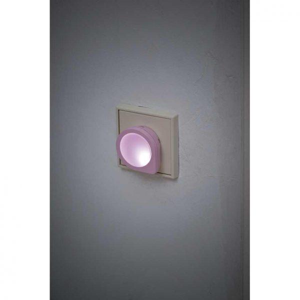 Набор светодиодных ночников Brennenstuhl с датчиком сумерек NL 01 QD