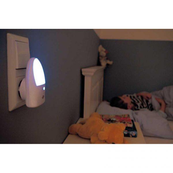 Светодиодный ночник Brennenstuhl с датчиком сумерек OL 02