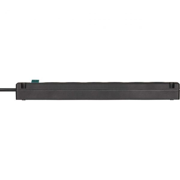 Удлинитель Bremounta, 3м, 16А, 3600Вт., 6 розеток с выключателем, кабель H05VV-F 3G1,5кв.мм. / 1150650316