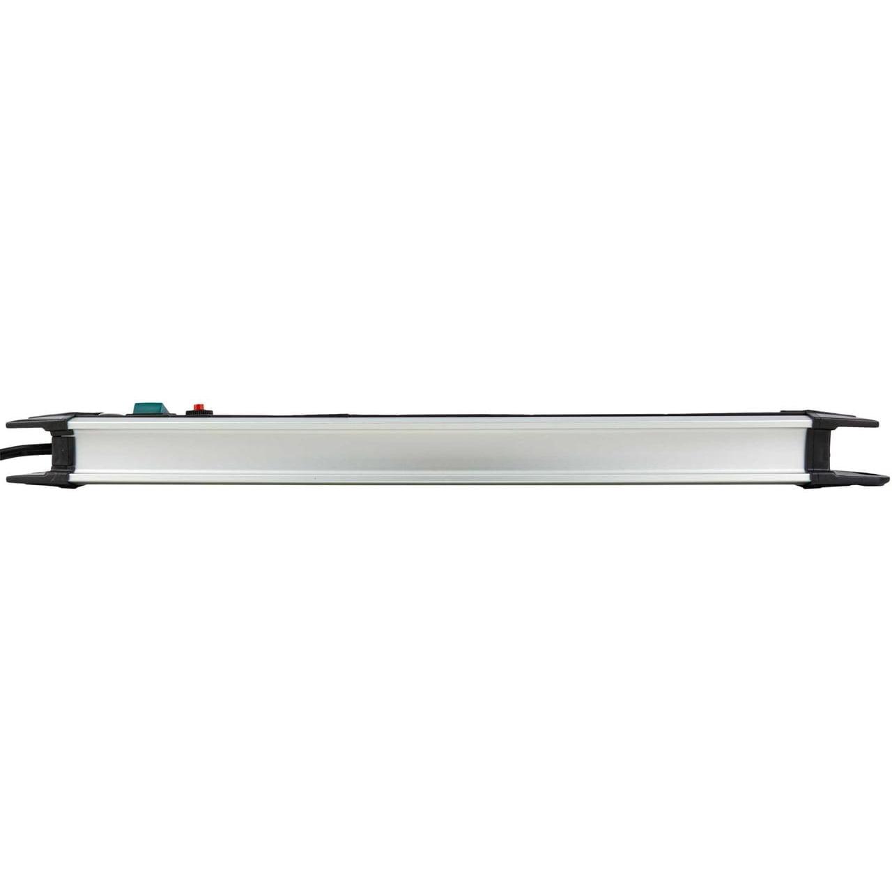 Сетевой фильтр Premium Protect-Line, 60.000А, 3м, 6 розеток с выключателем, кабель H05VV-F 3G1,5кв.мм.