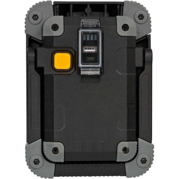 Прожектор Brennenstuhl, Akku LED Arbeitsstrahler, 20W, IP54, аккумуляторный, алюминиевый корпус / 1172870