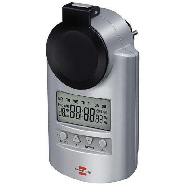 Цифровой недельный таймер Primera-Line DT, IP 44 / 1507490