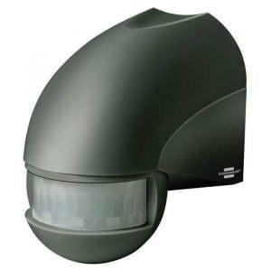 Инфракрасный датчик движения PIR 180 IP44 антрацит / 1171900